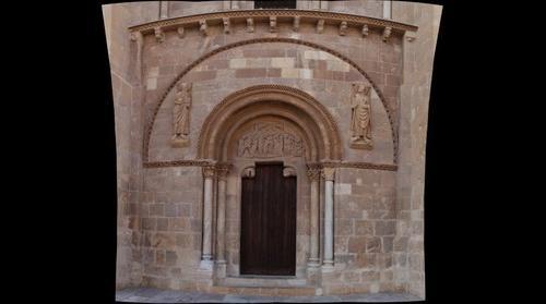Puerta del Perdon, San Isidoro, Leon