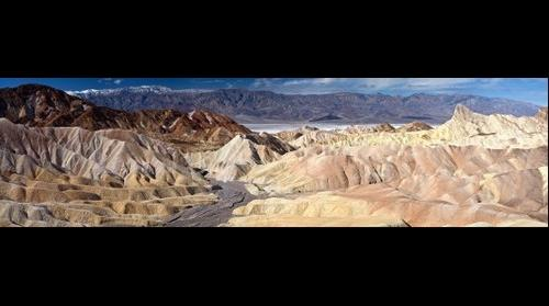 Zabriskie Point Pano 2