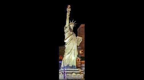 Statue of Liberty in Las Vegas 2013