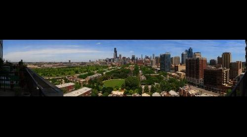 Chicago Skyline | July 1, 2014 from 11:33am to 12:32pm