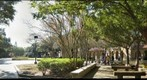 LSU courtyard