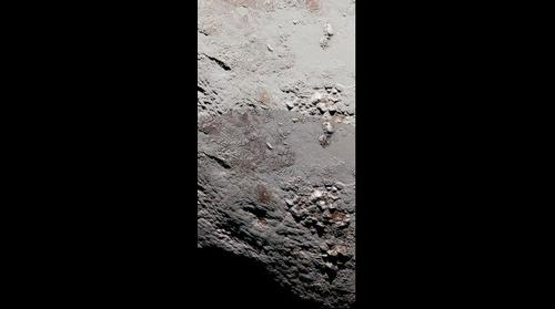Pluto - Wright Mons