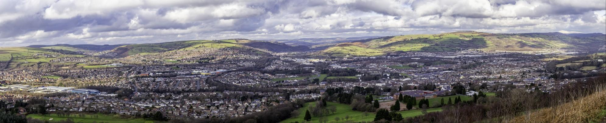 Caerphilly Basin