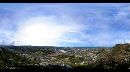 Cherbourg La plus grande rade artificielle au monde
