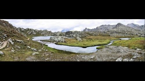 Lac du col de Longet - Source Ubaye