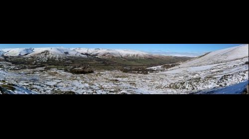 Edale in the Snow