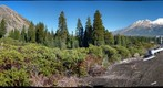 Cinder cone and Mount Shasta (l6)