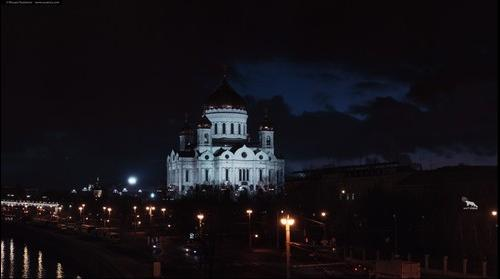Храм Христа Спасителя - Cathedral of Christ the Saviour (By Khusen Rustamov)