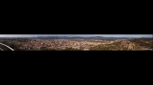 Girona, desde lo más alto.