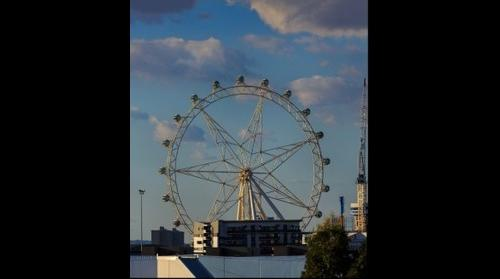 Melbourne Star Ferris Wheel | Mar 20, 2016 at 6:23pm