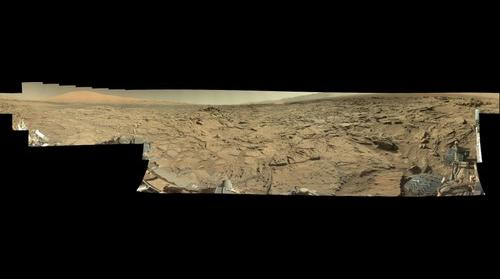 Mars, sol 1282