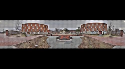 whereRU: Quad Center and Bishop House