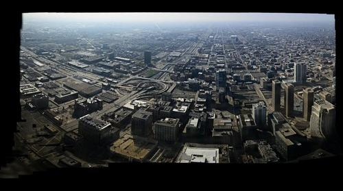 Chicago West Gigapan