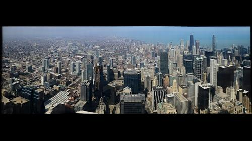Downtown Chicago Gigapan