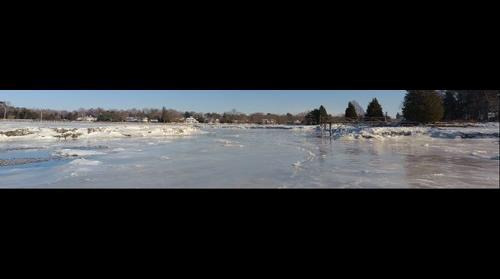 Winter on Bluefish River