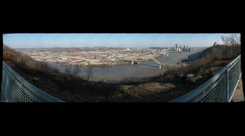 Pittsburgh - West End Overlook