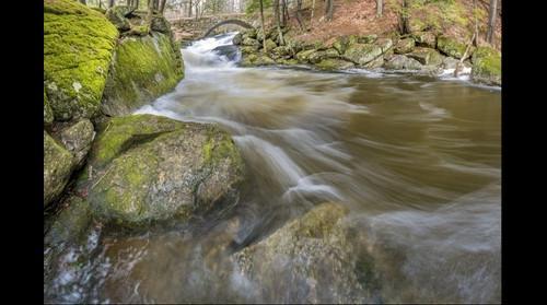 Below Gleason Falls