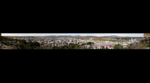 Girona desde Torre Alfonso XII