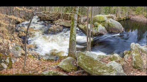 Falls at Loverens Mill