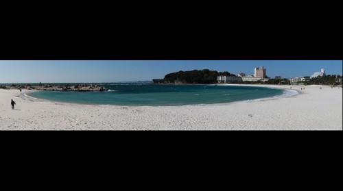 白良濱沙灘