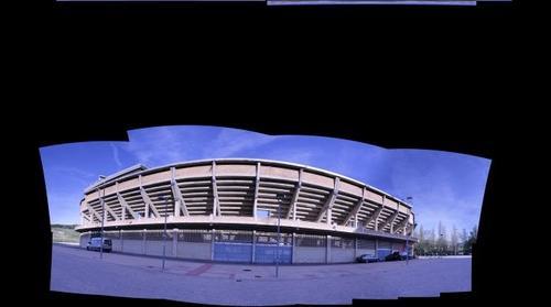 Cara Sur Estadio de El Sadar