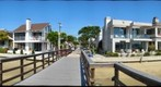Balboa Island boardwalk, Newport Beach, CA