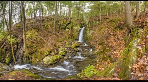 Middle Glen Falls