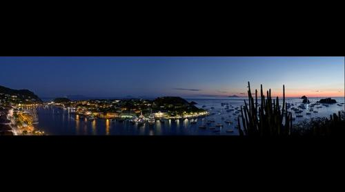 Gustavia by night - St Barth