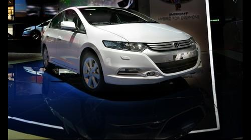 Brand New Honda Insight