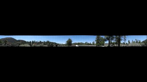 Sunset Crater State Park - Lava Flow Trail 360°