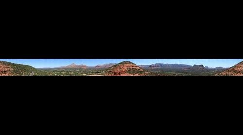 Sedona, AZ - Airport Saddle 360