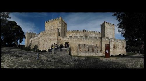 Lisbon St Jorge Castle