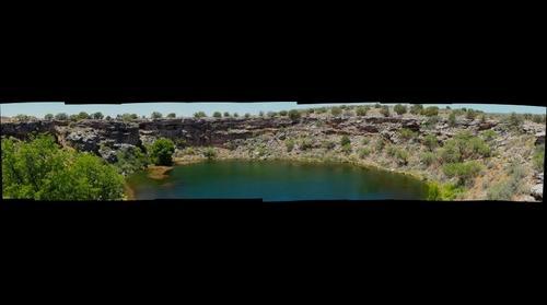 Rimrock, AZ - Montezuma's Well National Monument