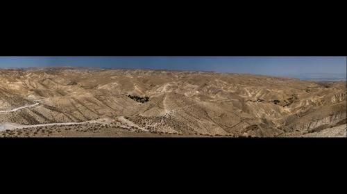 Wadi Qelt, Jericho, Jordan Valley