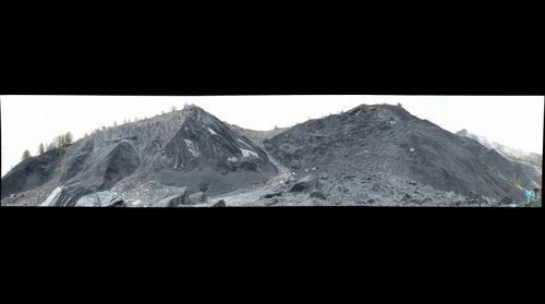Super Sauze landslide