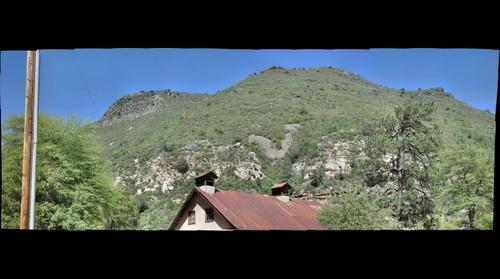 Oak Creek Canyon, seen from Slide Rock SP (3 of 4)
