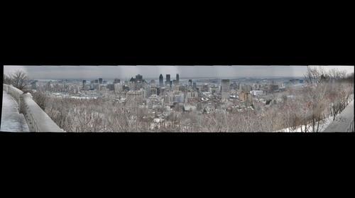 Montreal Belvedere