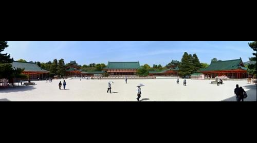 Temple of Heian