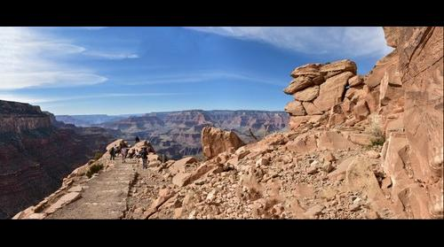 """Grand Canyon's """"Ooh-Aah Point"""""""