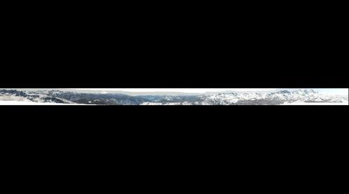 Oh! Another Mammoth Pano!