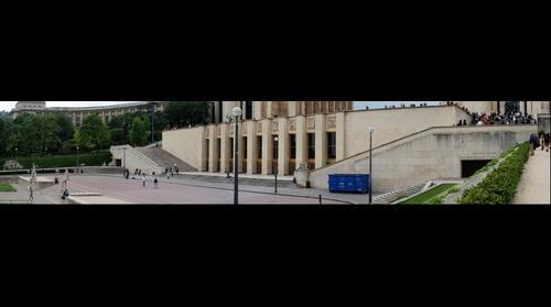 Esplanade du Trocadero - Paris