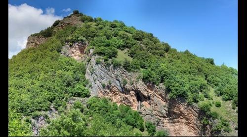 Chevron Folds - Scaglia Rossa Formation, Le Marche Italy