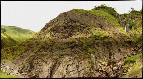 Dob's Linn, near Moffat, Scotland