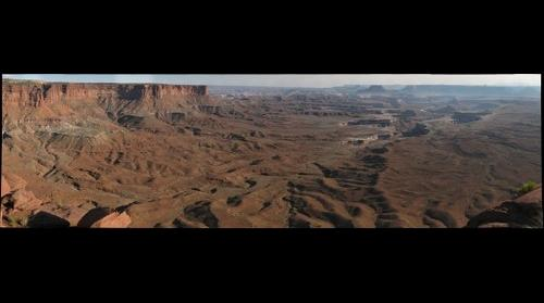 Canyonlands, Green River Overlook
