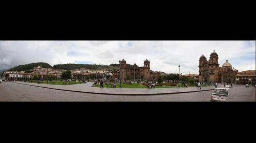 Cusco Plaza Sq 2
