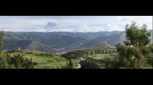 Cusco view 1