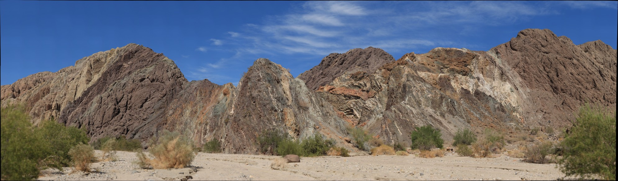 Painted Canyon Fault