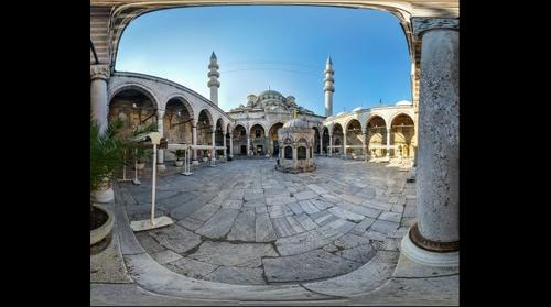 Yeni Cami ( New Mosque ) Istanbul