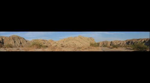 Box Canyon Anticline