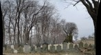 Old Tombstones at Mt Pleasant PA Cemetery